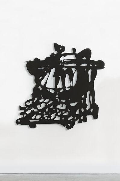 William Kentridge, 'Small Silhouette 7 (Typewriter II)', 2016