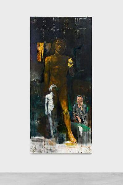Matthieu Ronsse, 'Eros en de Eenzame Man', 2018