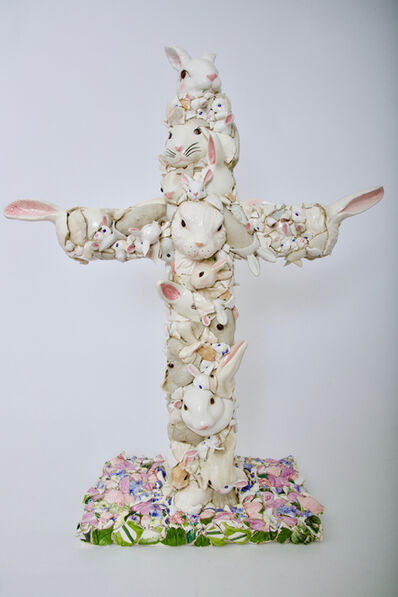 Chris Fraticelli, 'This Is What Happens to Your Rabbit Collection After You Die', 2019