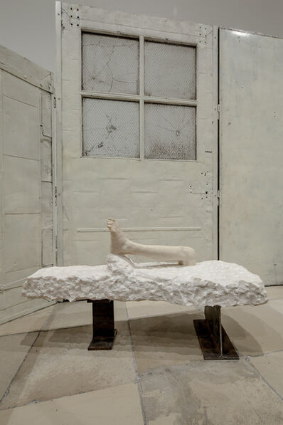 Louise Bourgeois, 'Cell III', 1991