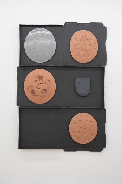 Nicolas Lobo, 'Blockchain (Peach Ring)', 2017
