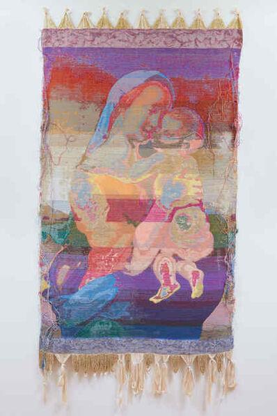 John Paul Morabito, 'La Madonna dei Tempi (dopo Raffaello Sanzio da Urbino)', 2019