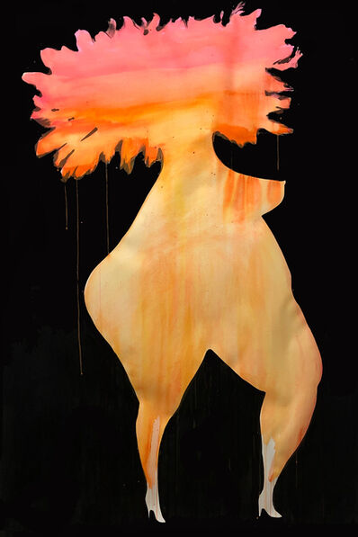 Shoshanna Weinberger, ''Tropical Tan'', 2019