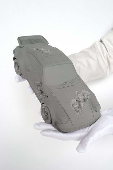 Daniel Arsham, 'Eroded 911 Turbo', 2020
