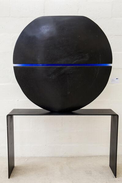 Hugo Zapata, 'Cuna Azul', 2019