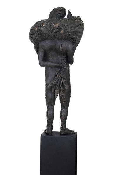Alejandra Zermeño, 'The new path/El nuevo camino', Bronze