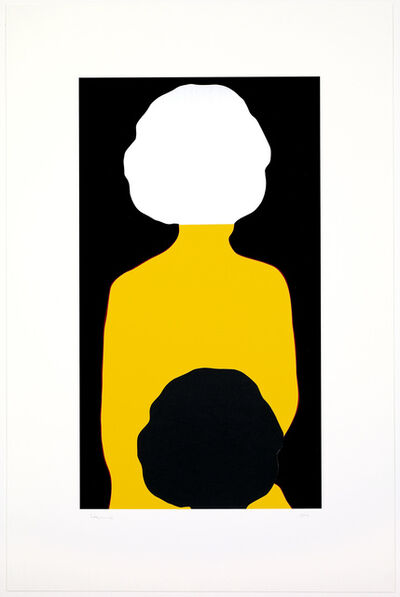 Gary Hume, 'The Sister Troop 03', 2009