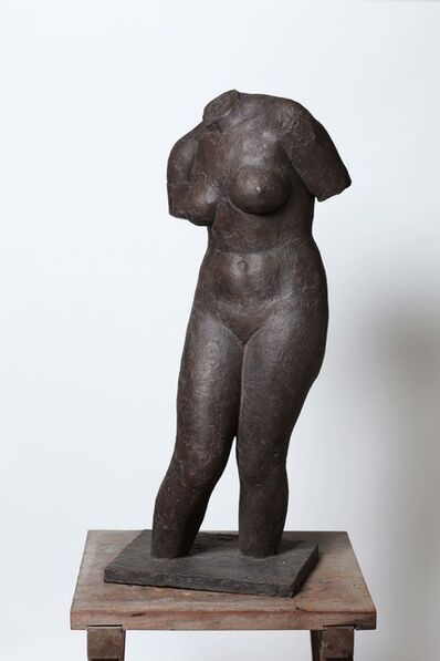 Hsia-Yu Chen, 'Female Torso Sculpture', 1993