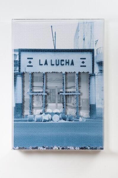 Carlos Garaicoa, 'De la serie Puzzles: La Lucha', 2019