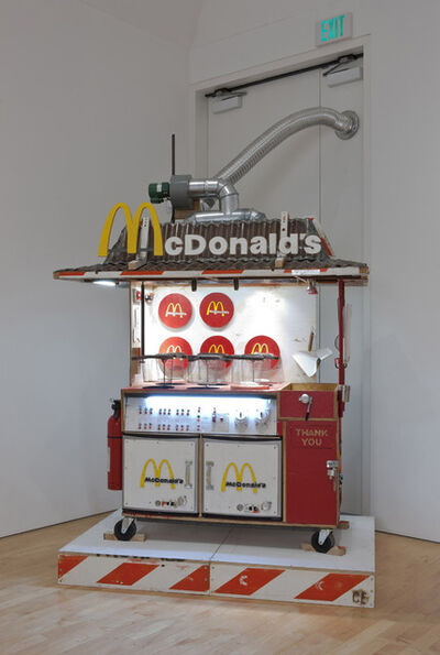 Tom Sachs, 'Salt the Fries', 2005-2009