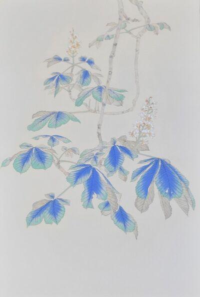 Shigemi Yasuhara, 'Horse-chestnut flowers', 2021