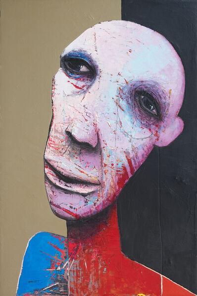 Sylvain Coulombe, 'Droit Devant', 2015
