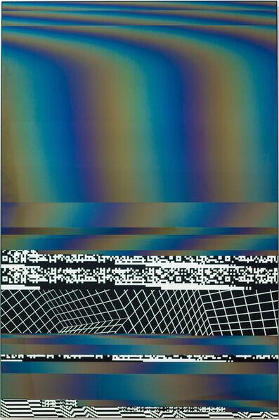 Felipe Pantone, 'PLANNED IRIDESCENCE # 5', 2017