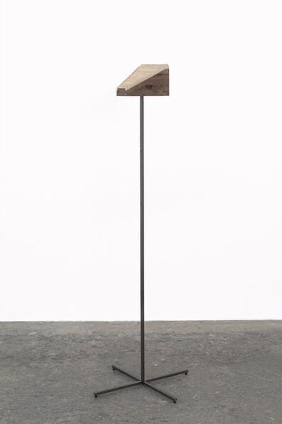 Jorge Méndez Blake, 'Sección de anfiteatro (Arquitectura de la discusión) / Amphitheater Section (Architecture of Discussion)', 2020