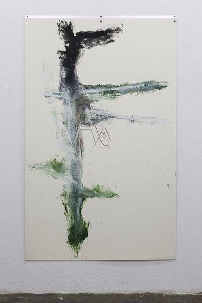 """Pedro Cabrita Reis, '""""Herbarium (Madrid) nº 3""""', 2014"""