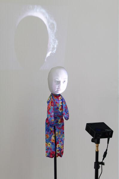 Tony Oursler, 'Trans doll', 1994