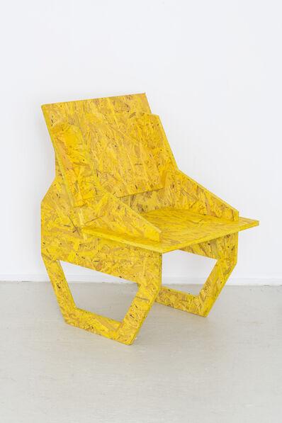Lucia Buceta, 'Studio Chair', 2015