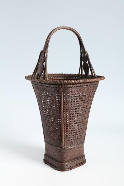 Tanabe Chikuunsai I, 'Bamboo Basket (T-4249)', Early 1920s