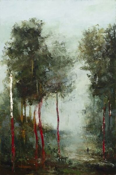 France Jodoin, 'Doesn't Always Move', 2021