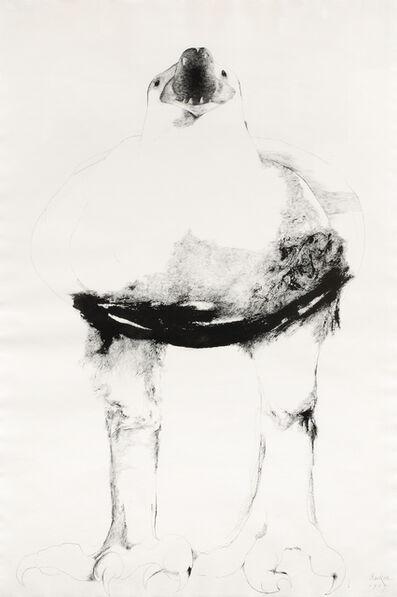 Leonard Baskin, 'My Eagle Right or Wrong', 1967