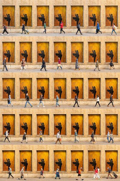 Xan Padron, 'Time Lapse. Theater District NYC', 2020