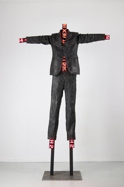 Maarten Baas, 'Urban scarecrow', 2020