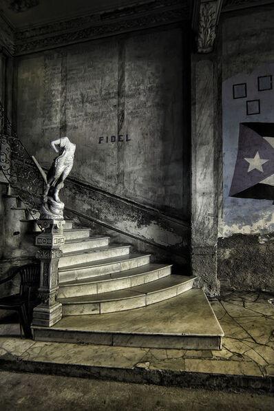 E.K. Waller, 'Former Glory Stairwell', 2013
