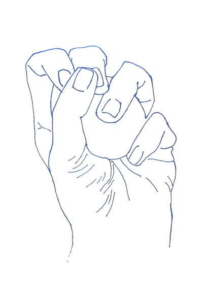 Veronika Merklein, 'Hand mit Ei / Hand with egg', 2009/10