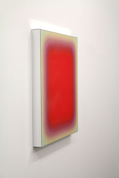 Jonny Niesche, 'Virtual Vibration (ruby square compound)', 2017