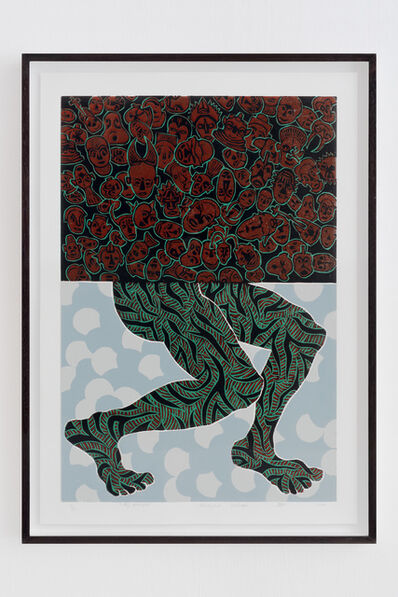 Sthenjwa Luthuli, 'My People', 2014