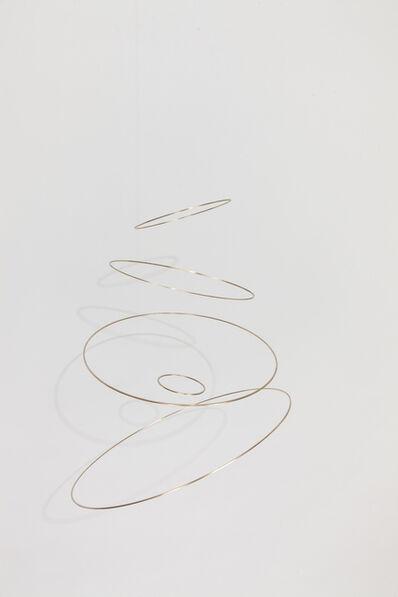 Elias Crespin, 'Circuconcentricos Laiton 50 1/3', 2018