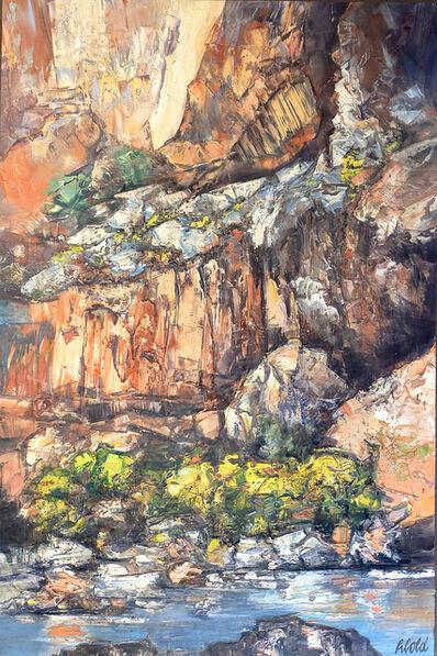 Hans Schiebold, 'Inside Kolob Canyon', 2017