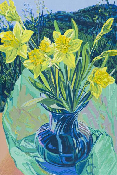 Janet Fish, 'Daffodils', 1995