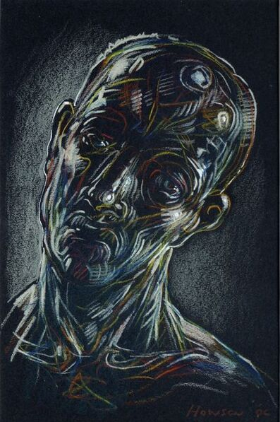 Peter Howson, 'Head'