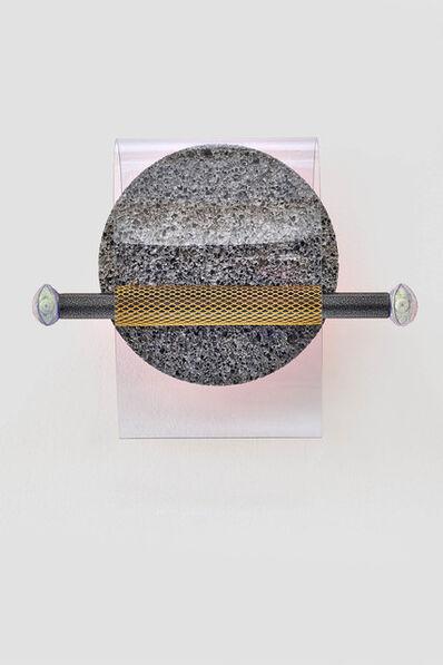 Benedikt Hipp, 'Enlarged chip implant (ancient recordings) No 1', 2018