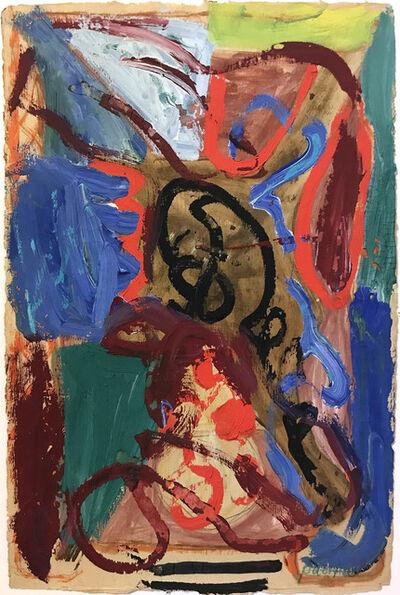 Pacita Abad, 'Parting aches (study)', 1997