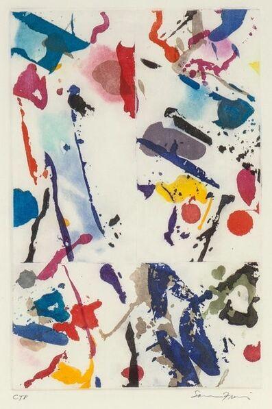 Sam Francis, 'Untitled (SFE-055)', 1989