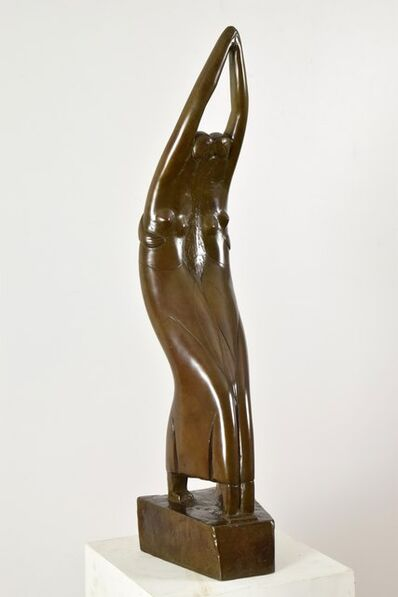 Chana Orloff, 'Deux Danseuses', 1914