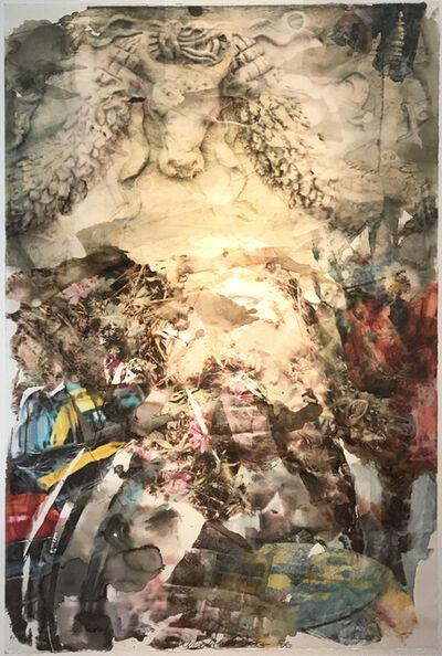 Robert Rauschenberg, 'Reminiscence (Anagrams) 96.104', 1996
