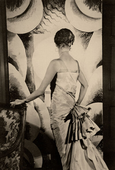 Cecil Beaton, 'Margot Asquith, Lady Oxford, after Henry van der Weyde', 1927