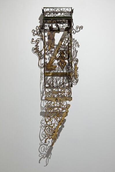 Cal Lane, 'Moral Mortar', 2011