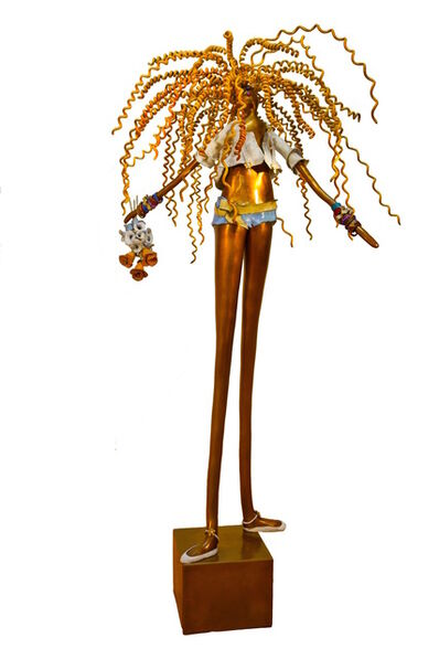 Caroline Benchetrit, 'Meg (Nature)'