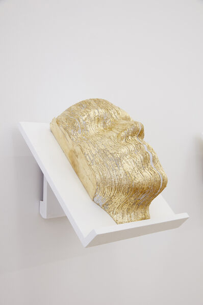 Nicholas Galanin, 'What Have We Become? Gold', 2017