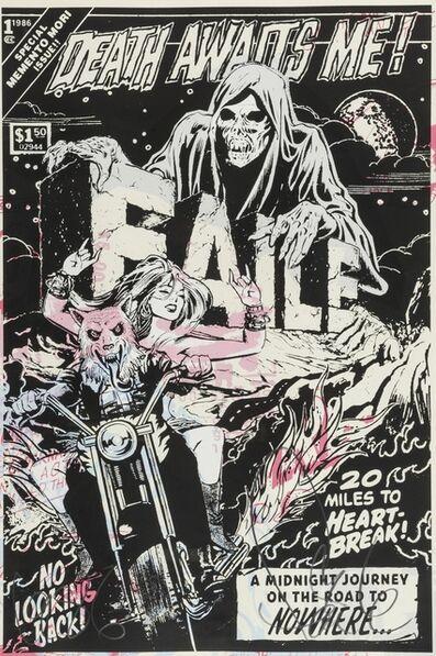 FAILE, 'Momento Mori', 2006