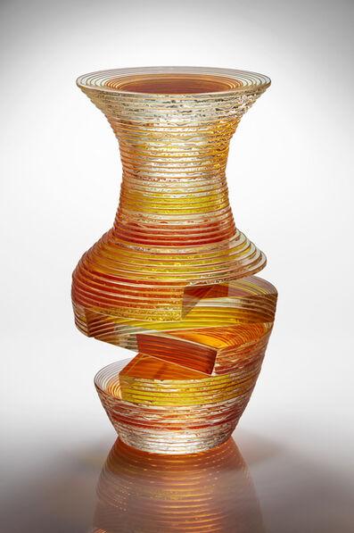 Sidney Hutter, 'Solid Vase Form #37', 1998