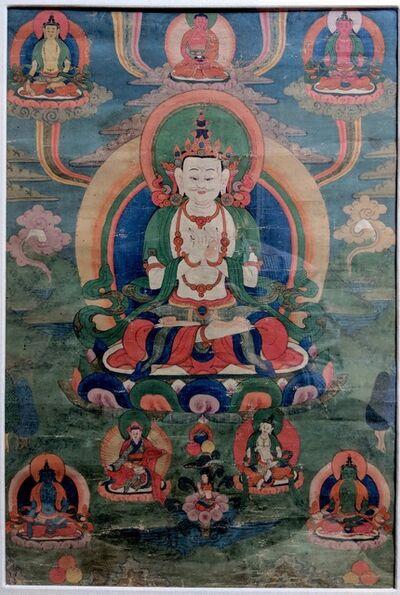 Sino-Tibetan, 'Vairocana', 18th century