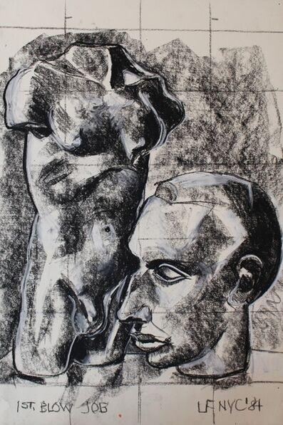 Luis Frangella, '1st Blow Job', 1984