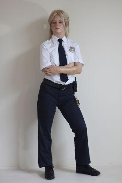 Marc Sijan, 'Lady Standing Guard', 2016