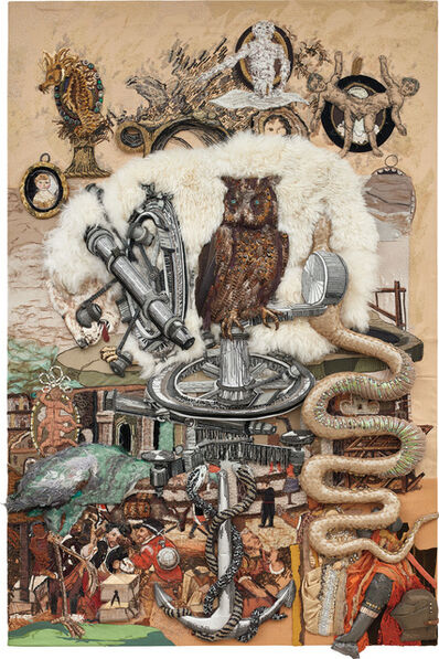 Xu Zhen 徐震, 'Galileo's Bird', 2012