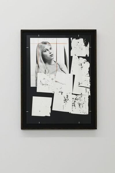 Daniëlle van Ark, 'A picture of Mia Farrow', 2015